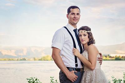 Vintage Wedding Shoot