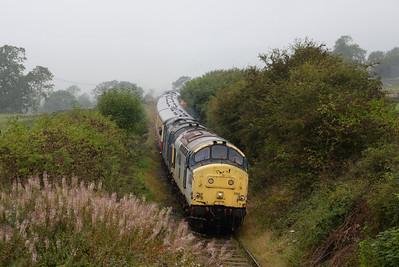37250 and 37682, Preston Under Scar.