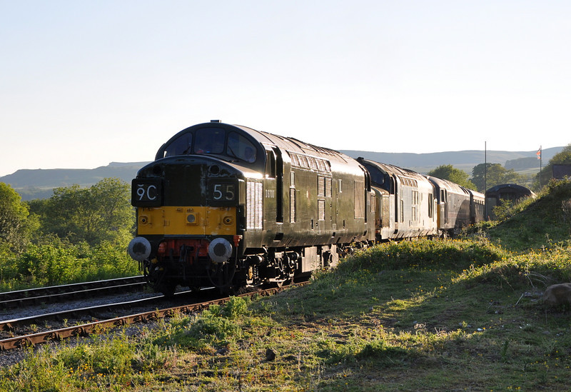 D6700, 37250 and 47715, Redmire.