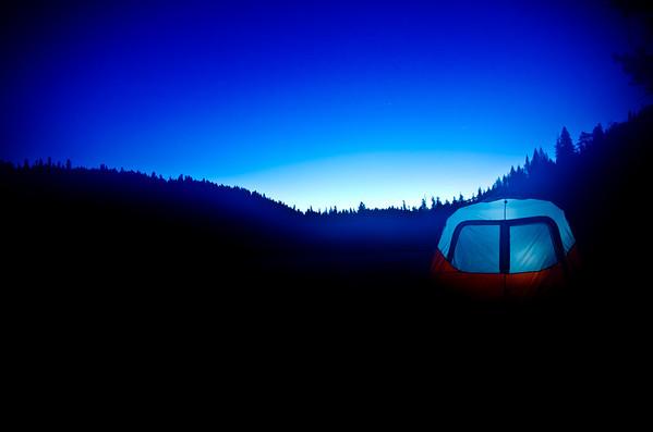 Were My Tent has been