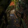 Turkey Spur Stairs
