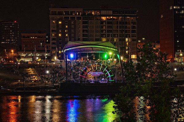 Concerts on the Levee