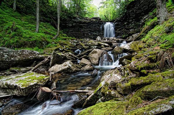 Hills Creek Falls