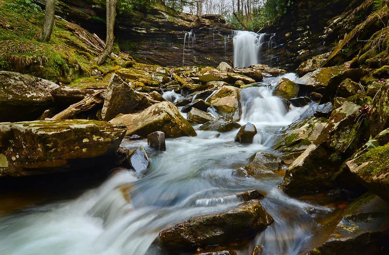 2nd Falls of Hills Creek