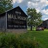 Mason County Barn