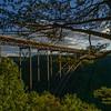 New River Bridge Glow