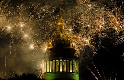 West Virginia 150 Celebration