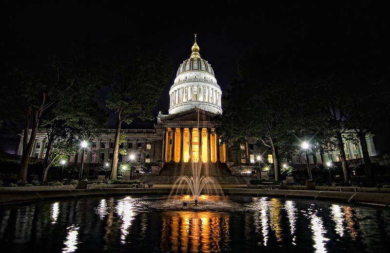Capitol Fountain