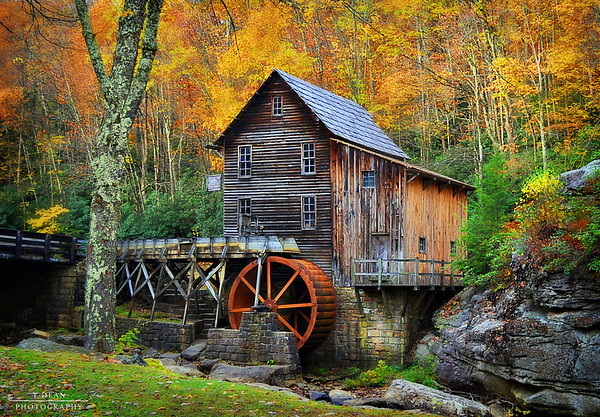 Babcock Grist Mill