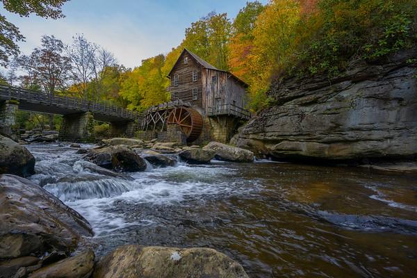 Down Stream Mill