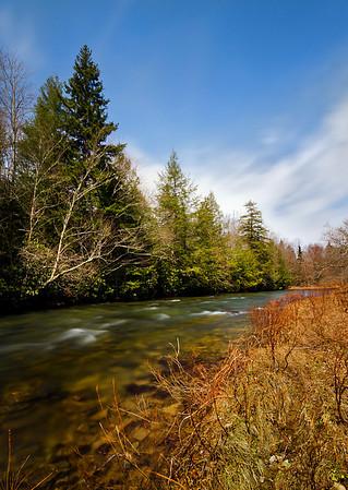 West Fork Greenbrier River