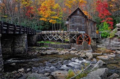 Glade Creek