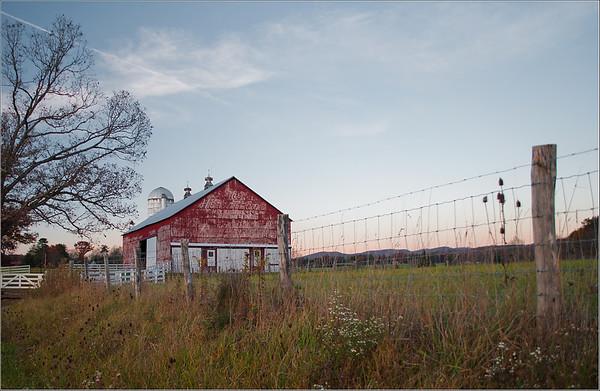 Pocahontas County Barn
