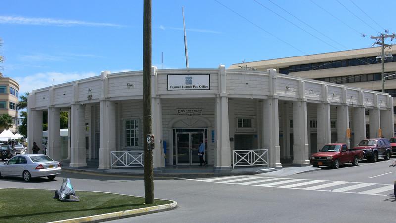 Cayman Post Office