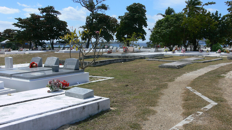 Grand Cayman Cemetery