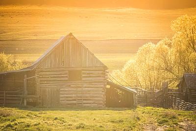 Ranch Sunset