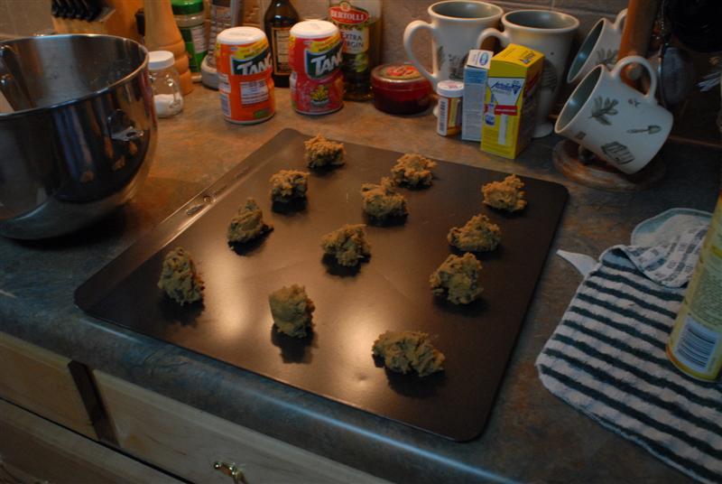 Cookies!  Yum!