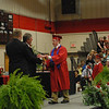 2008 May 23:  My youngest nephew Ethan graduating high school!
