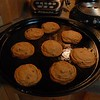Dec 22, 2007:  Rich made cookies!  Yum!