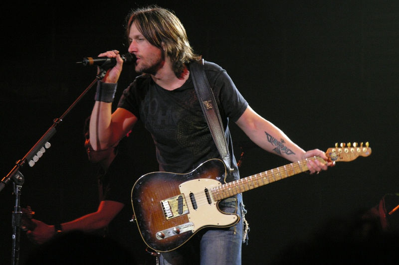 2006 Feb 14: Keith Urban - Huntsville, AL