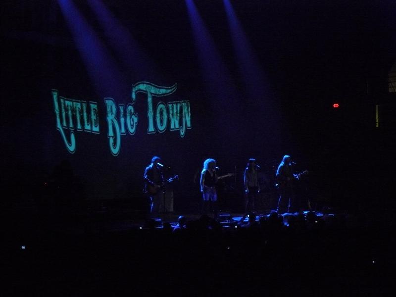Little Big Town - Huntsville, Dec 15 2007