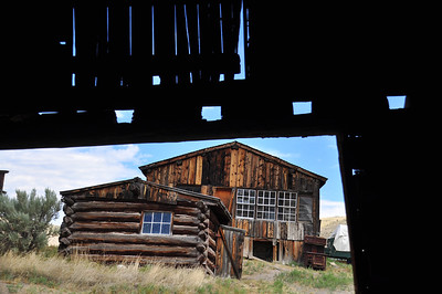 Bannack Days, Bannack Ghost Town, Montana. 7.12