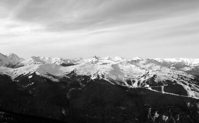 Blackcomb Peak - Black Tusk