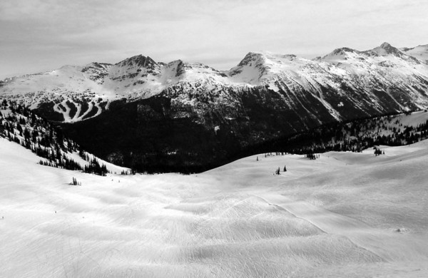 Whistler - Black and White