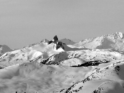 Blackcomb Peak - Black Tusk 2
