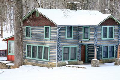 Private cabin in the Greenbrier area.