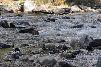 Wildhorse Creek, Sawtooth Mountain Range, Idaho. 5.10