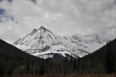 Sawtooth Mountain Range, Idaho. 5.10