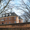 Side View of Capitol at Williamsburg VA