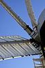 Sibsey Six Sails Windmill near Boston Lincs..