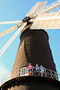 Sibsey Six Sails Windmill near Boston Lincs.