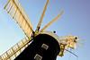 Sibsey Six Sails Windmill near Boston Lincs.