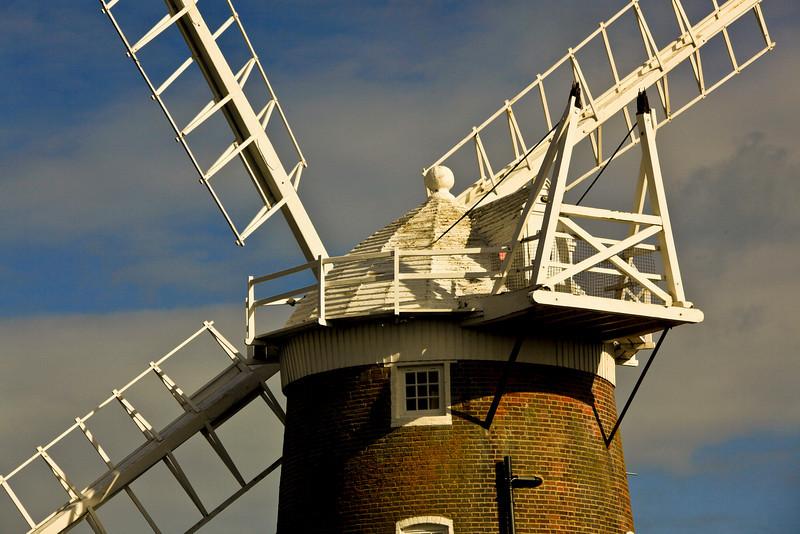 Cley Windmill - Oct 2009