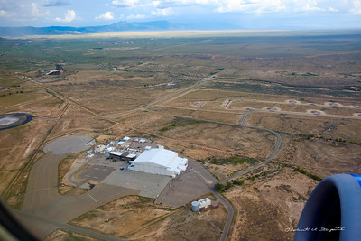 Part of Kirtland Air Force Base, New Mexico