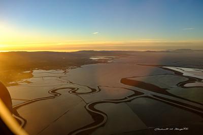Lower western end of San Francisco Bay