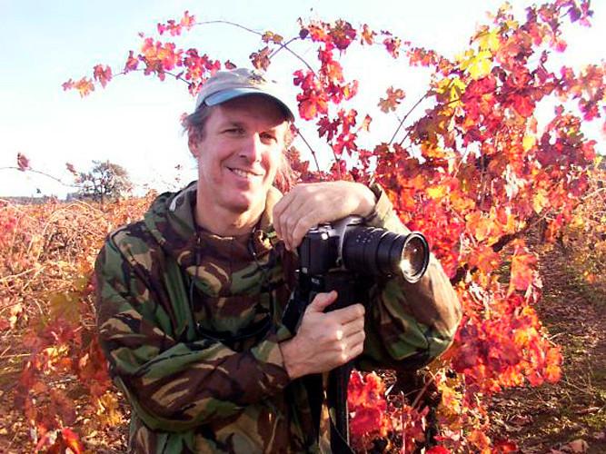Michael Ecton wine country photographer