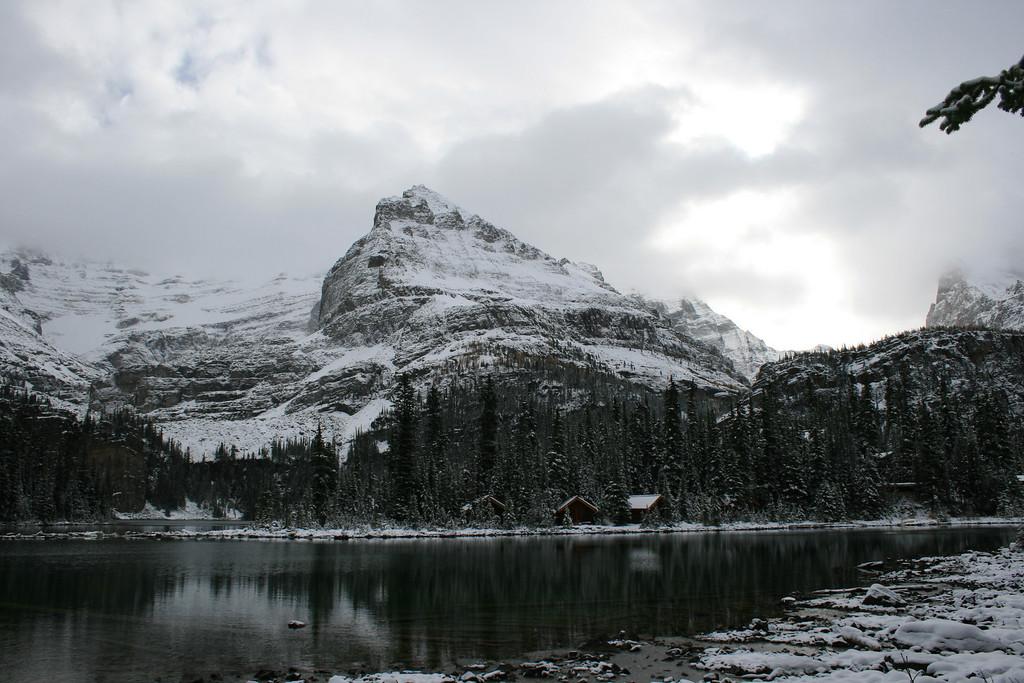 Lake O'hara, Yoho National Park, BC