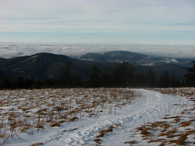 Roan Highlands toward Tennessee