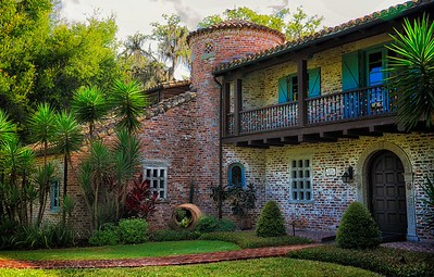 "WPP1143  ""Casa Feliz, Western Exposure"""