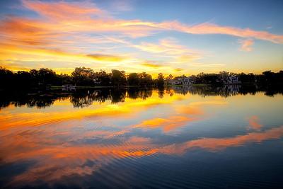 "WPP2106  ""Lake Virginia Sunrise"""