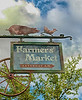 """Farmer's Market.""  16 x 20 Float-mounted, High-gloss Metal Print. $300.   8x10 hgm $100.  8x8 $75.<br /> wpp 2023."