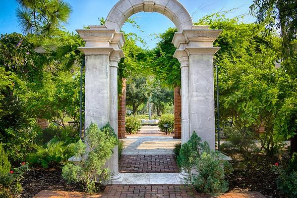 "WPP1340  ""Garden Archway"""