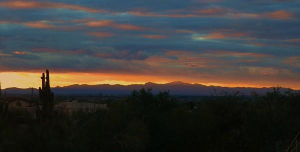 Sunset, White Tank Mts, jan 8, 2016 1 8 2016 083