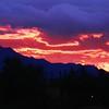 Sunset, Estrella Mts, jan 8, 2016 1 8 2016 109A