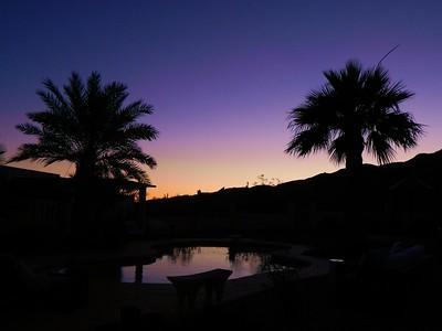 Dawn, from South Mt, Phoenix, AZ 715am, jan 13, 2016 DSCN9575