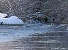 Kashe Lake outlet